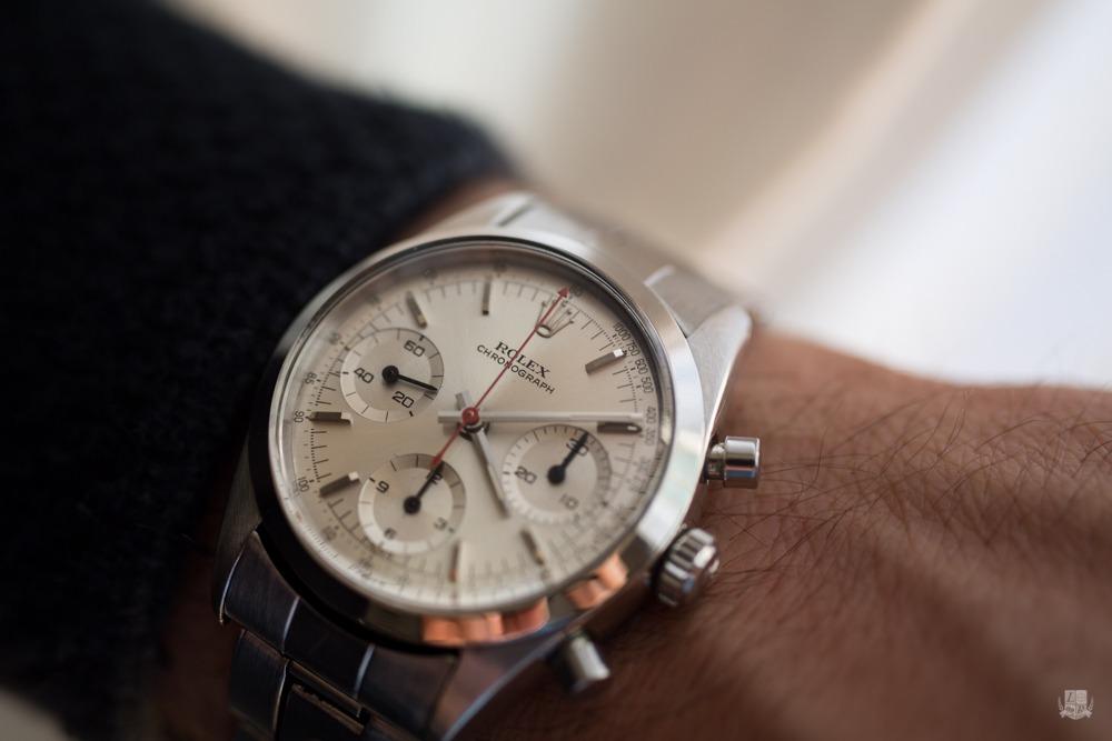 Rolex 6238 : Le chronographe pre-Daytona de James Bond