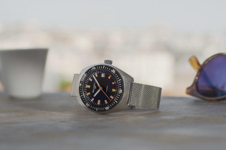 Automatic Vintage Diver 70's
