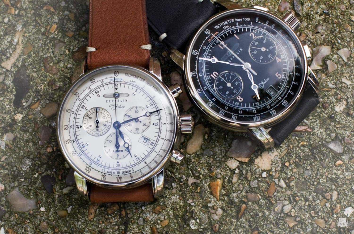Chronographe Collection 100 Jahre - Zeppelin
