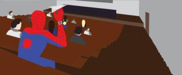 Spiderman - Jaeger-LeCoultre