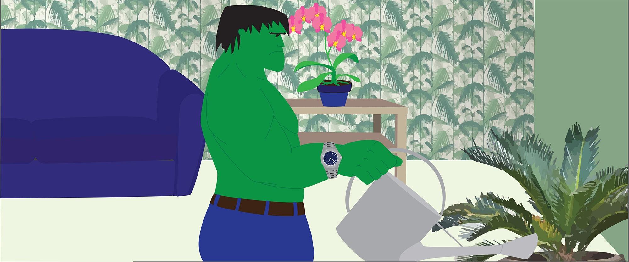 Hulk - Audemars Piguet