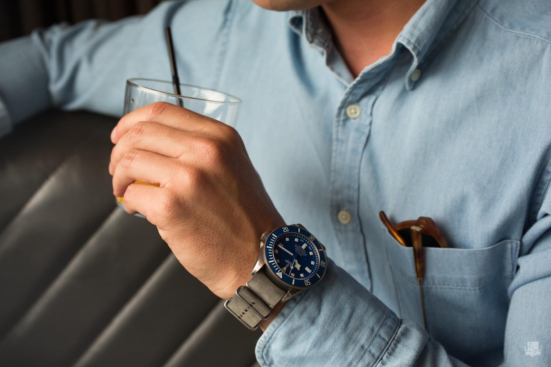Tudor Pelagos - Bracelet Nato Joseph Bonnie