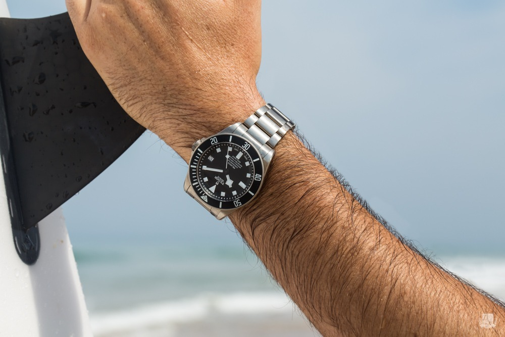 Montre TUDOR Pelagos Test