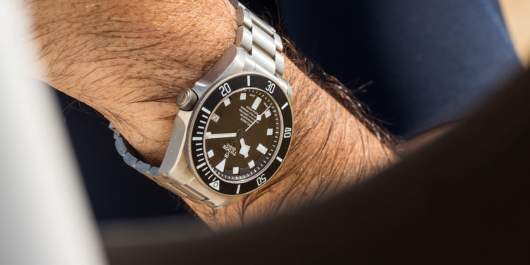 Test montre TUDOR Pelagos