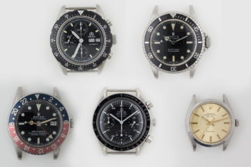 Selection Montres Vintage Joseph Bonnie