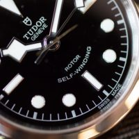 Tudor Black Bay 36mm