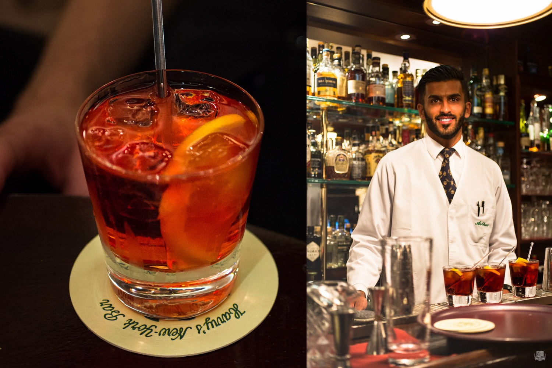 Negroni - Harry's Bar