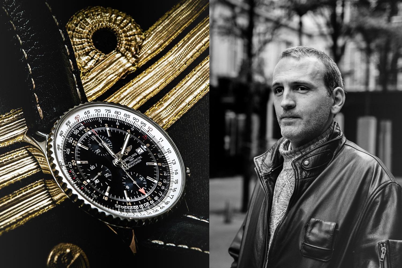 Le portrait de la semaine : Have you met Christophe ?