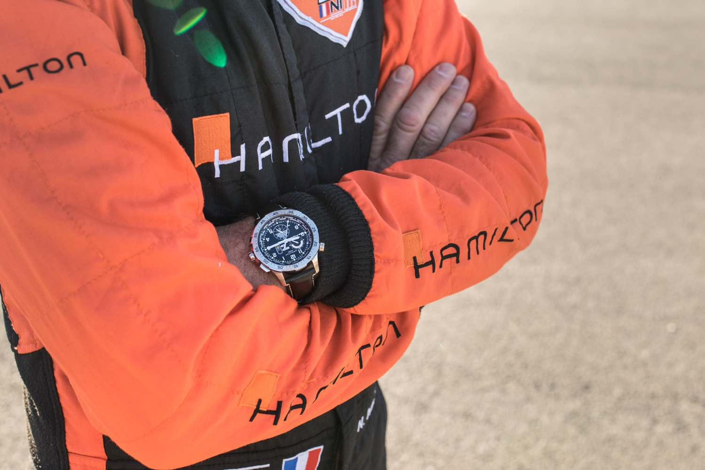 Hamilton - Nicolas Ivanoff