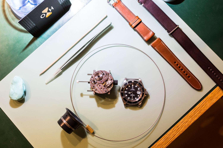 formation horlogerie