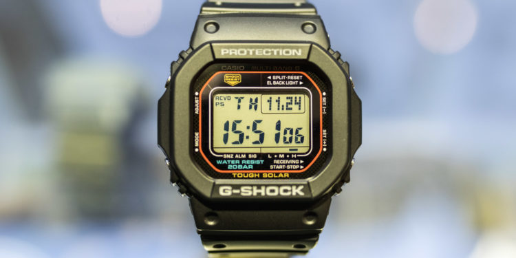 Montres Casio G-Shock DW M 5610
