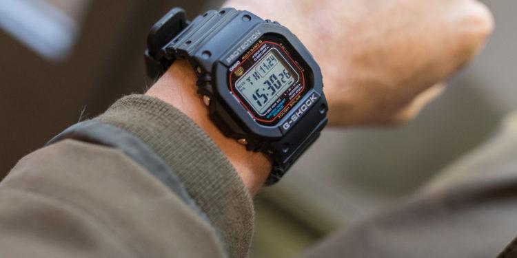 Focus Casio G-Shock DW M 5610