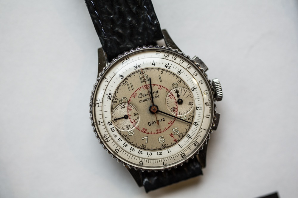 ARTEBELLUM - Breitling Chronomat 1940