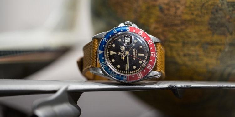Rolex GMT MASTER - 1675
