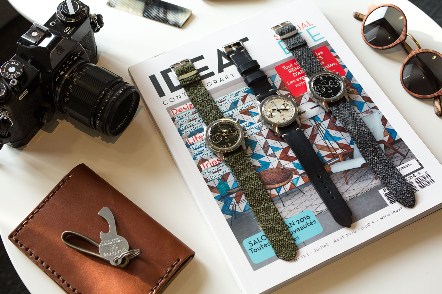 Baltic Watches Test / Revue