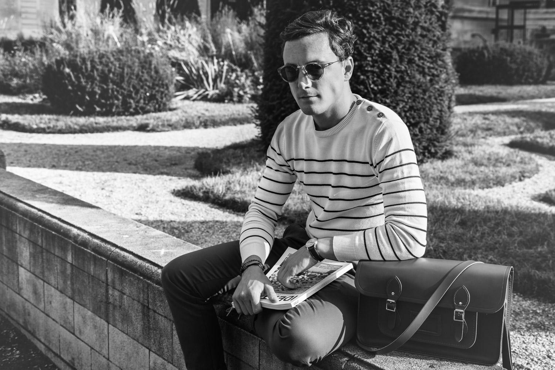 Le Portrait de la semaine : Have you met Geoffroy ?