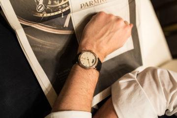SIHH 2017 - Parmigiani Toric chronometer