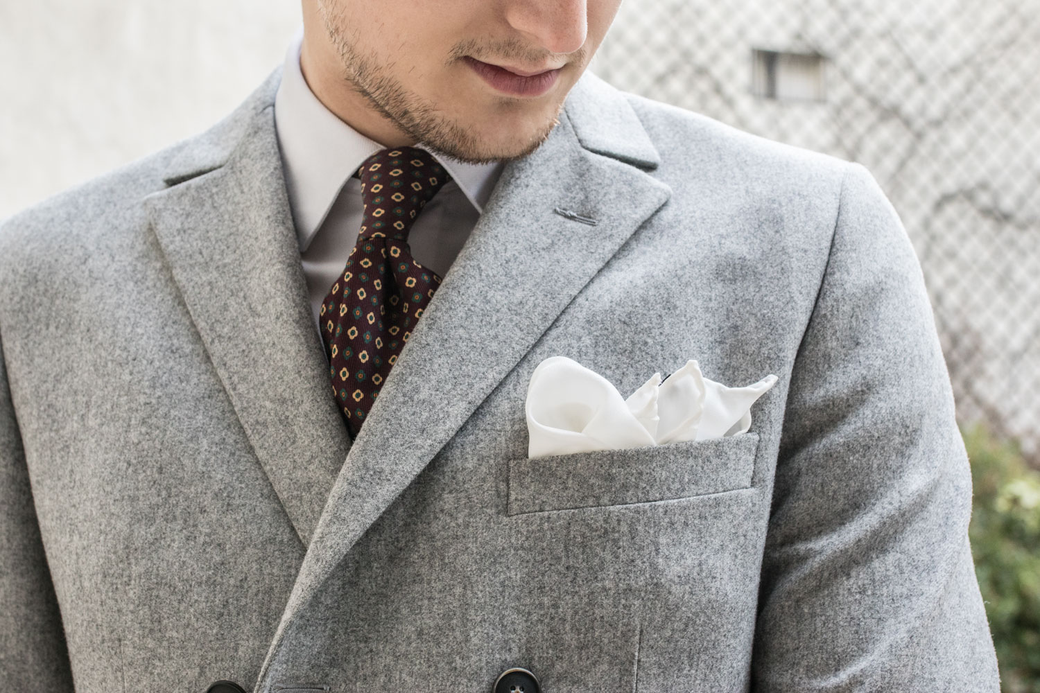 Robert Kerr - Pocket Squares