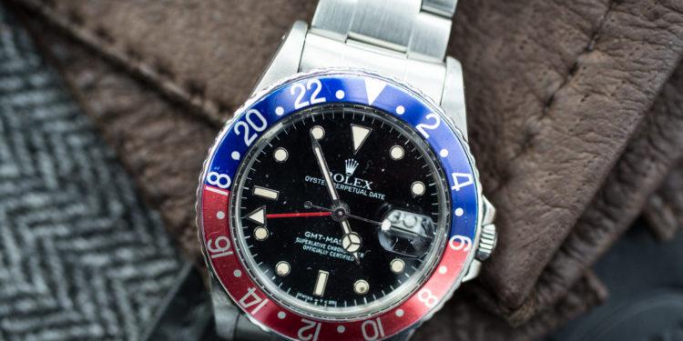Rolex Gmt-Master 16750