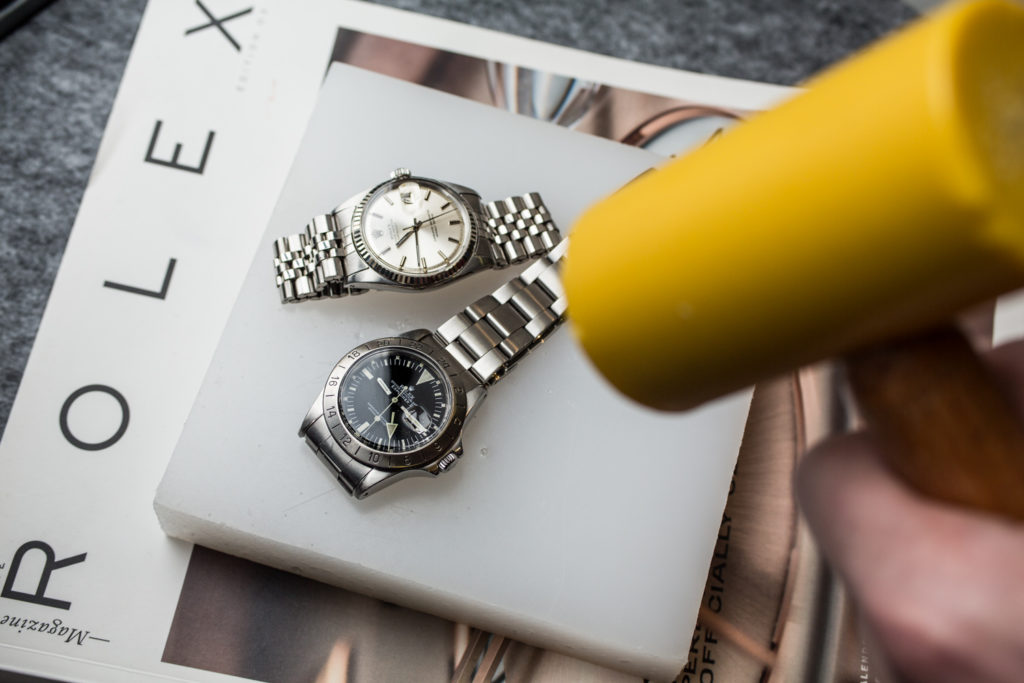 Rolex Bashing