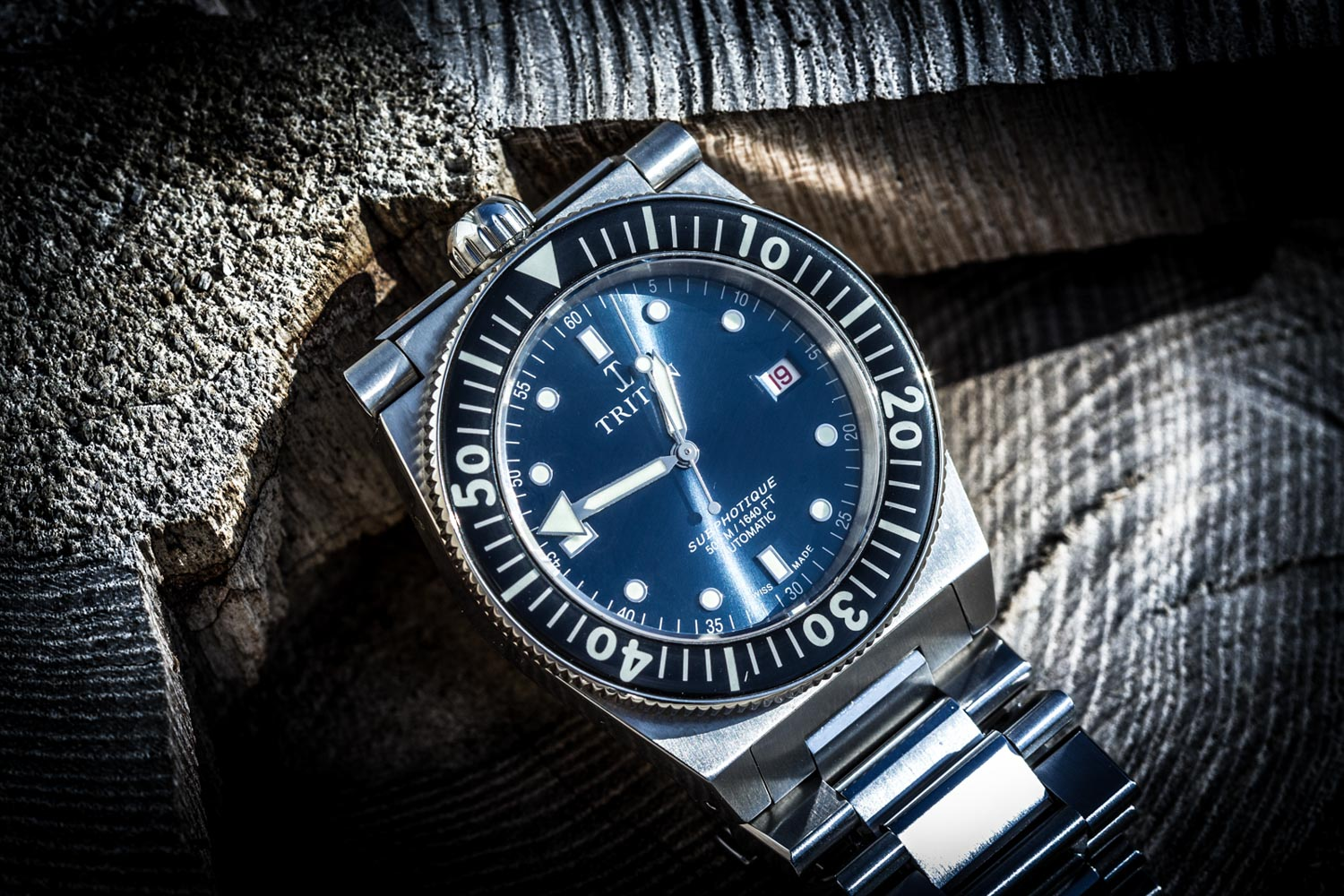 Triton Subphotique Atlantic Blue