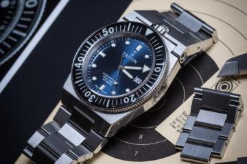 Triton Subphotique Atlantic Blue