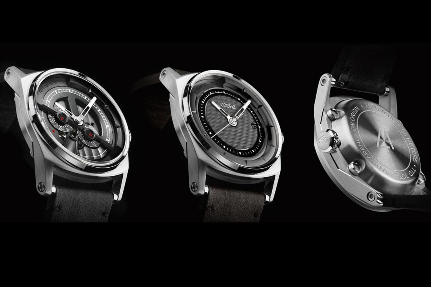 Goldena Project Watches