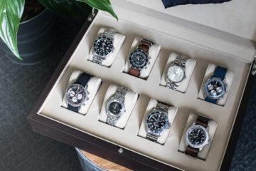 Collection de montre et conseils