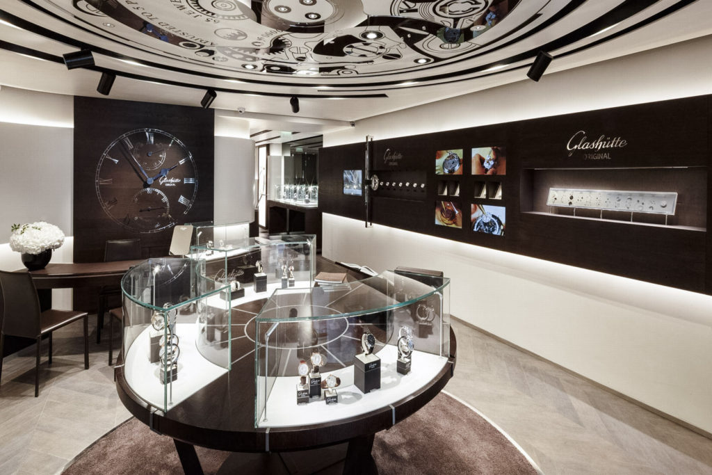 Boutique Glashütte Original