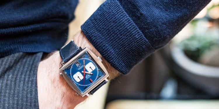 Heuer Monaco - The Watch Snack