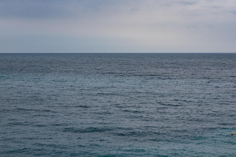 Monaco - Blue sea