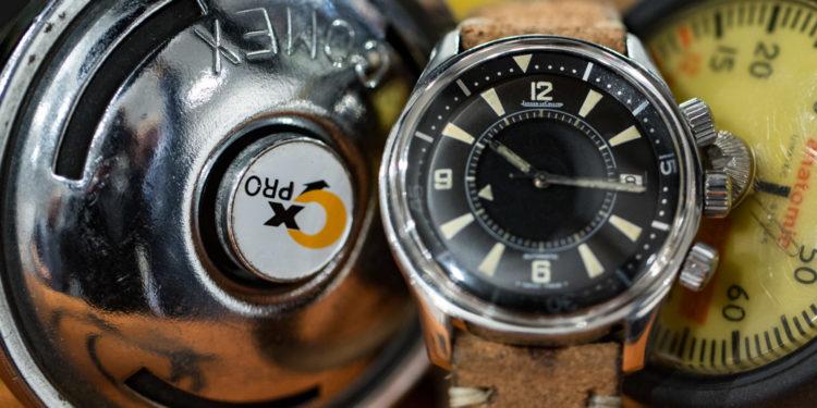 Jaeger-LeCoultre Memovox Polaris 1968