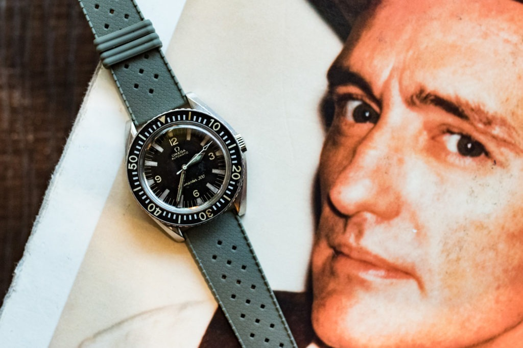 Omega Seamaster 300 - The Watch Snack