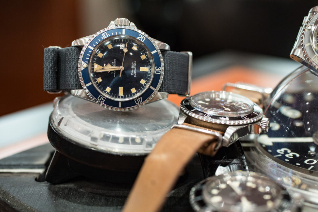 Tudor Prince Oysterdate - Submariner Date