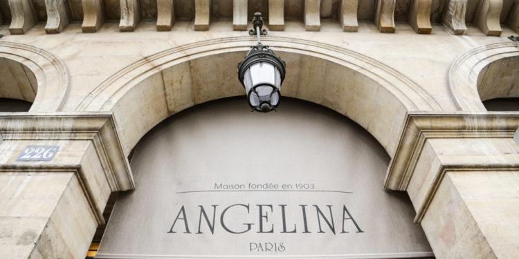 The Watch Snack : Café Angelina