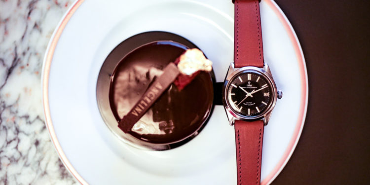 Tudor Oysterdate - The Watch Snack : Café Angelina
