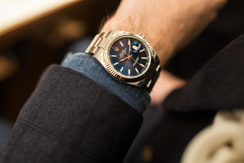 Baselworld 2017 - Rolex Datejust 41mm