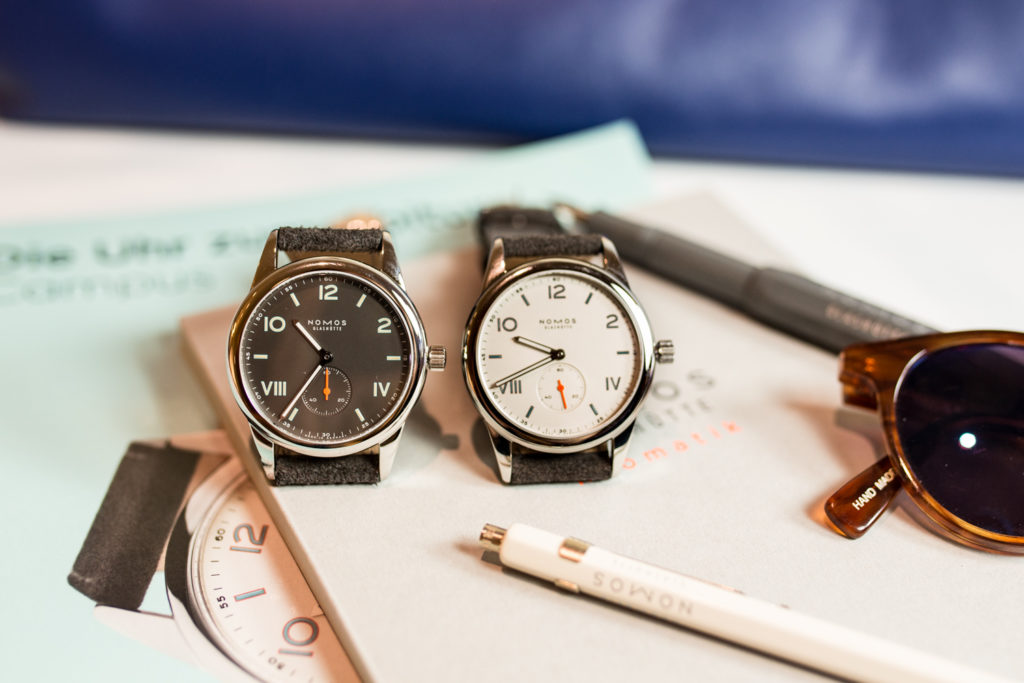 Baselworld 2017 - Nomos Glashütte Club Campus