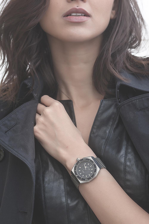 The Watch Snack - Patricia Gonçalves - Omega Seamaster 200 Shom