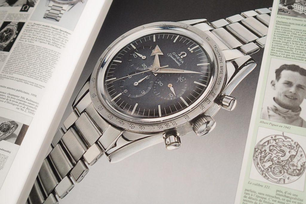 Omega Speedmaster Pre-Moon - 1957