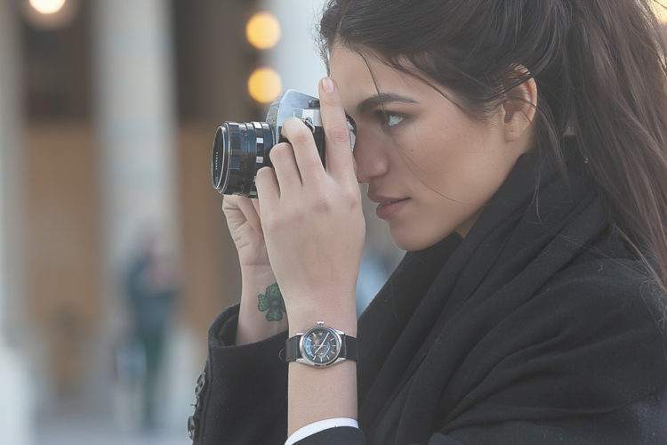 Patricia-Silva - Montre et photo