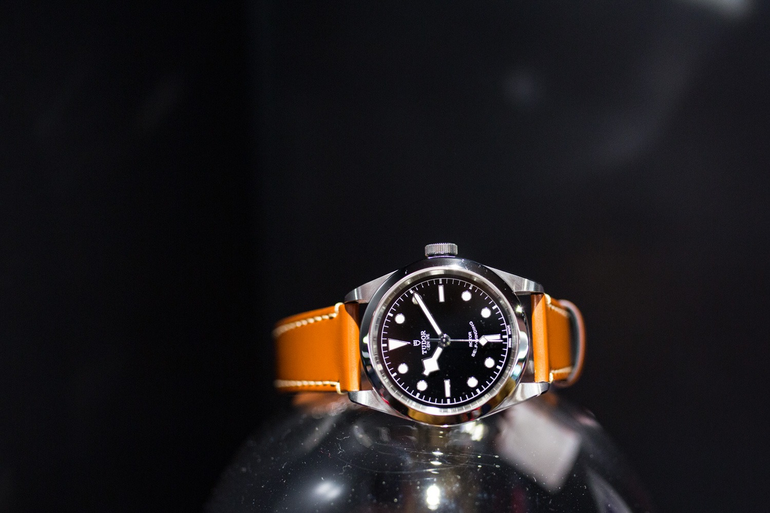 TUDOR Heritage Black Bay 41 - Baselworld 2017