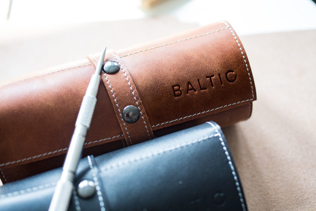 Baltic and Kickstarter