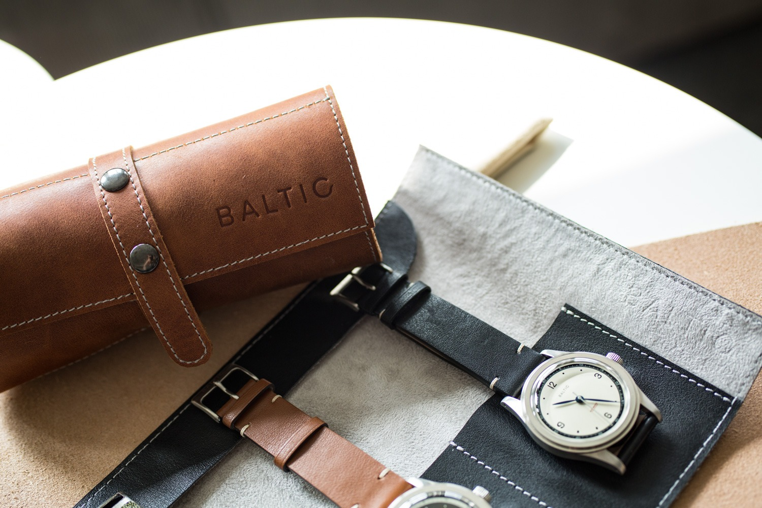 Baltic and Kickstarter - HMS Automatic