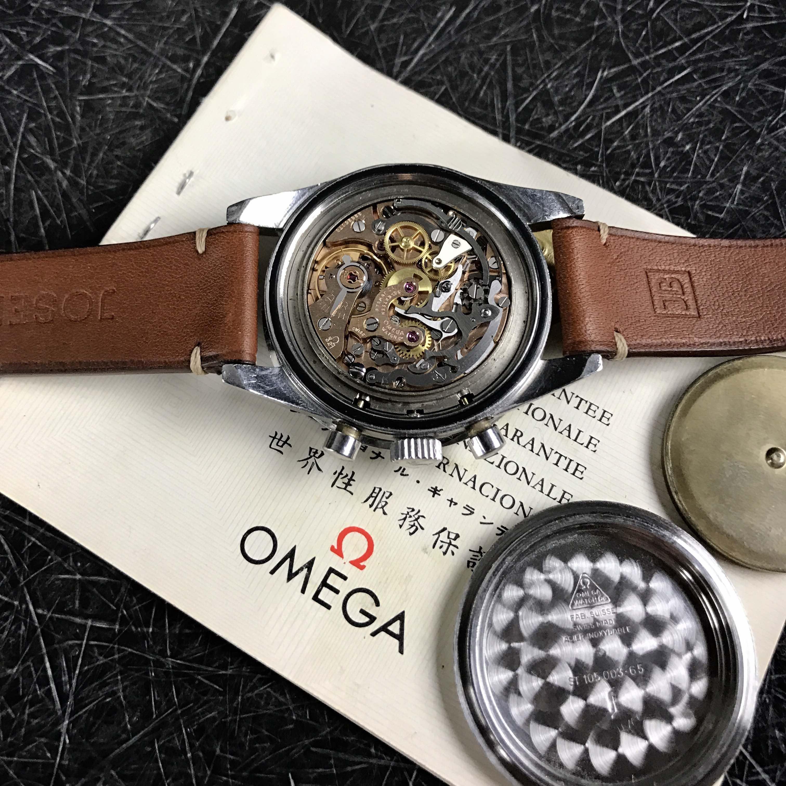 Omega Speedmaster Pre-Moon 105.003 - Calibre 321