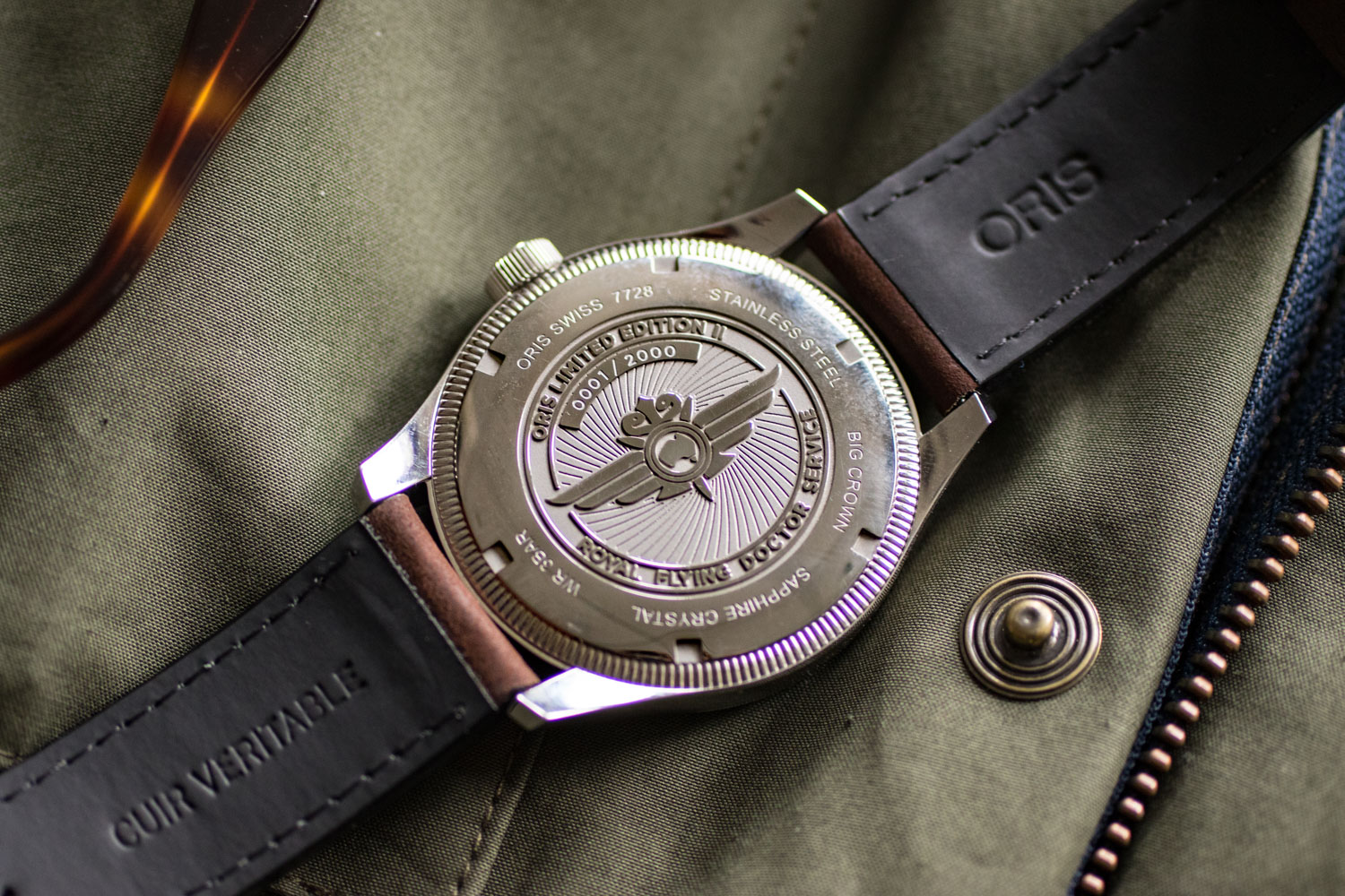 Oris Big Crown Royal Flying Doctor Service Limited Edition