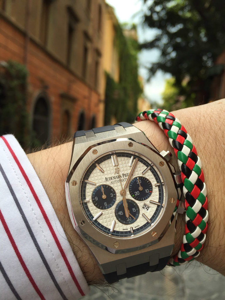 Portait de collectionneur - François-Xavier Overstake / Audemars Piguet Royal Oak