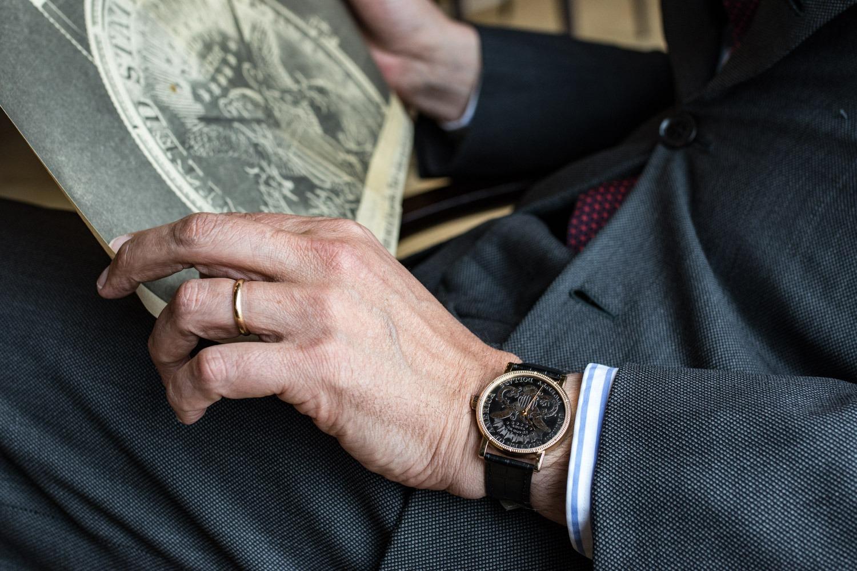 La Manufacture des montres Corum - Corum Coin