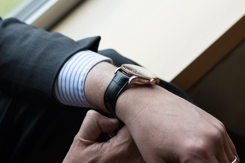 La Manufacture des montres Corum - Billionaire tourbillon