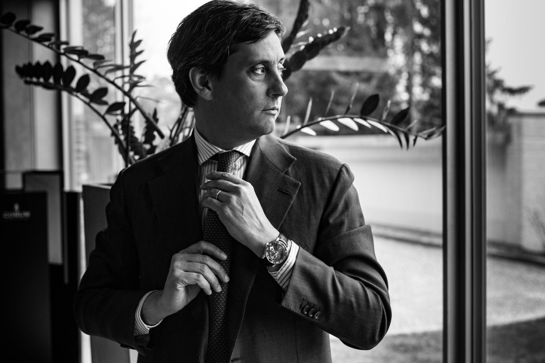 La Manufacture des montres Corum - Davide Traxler